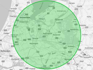 De Vink Timmerwerken uit Amersfoort | Werkgebied