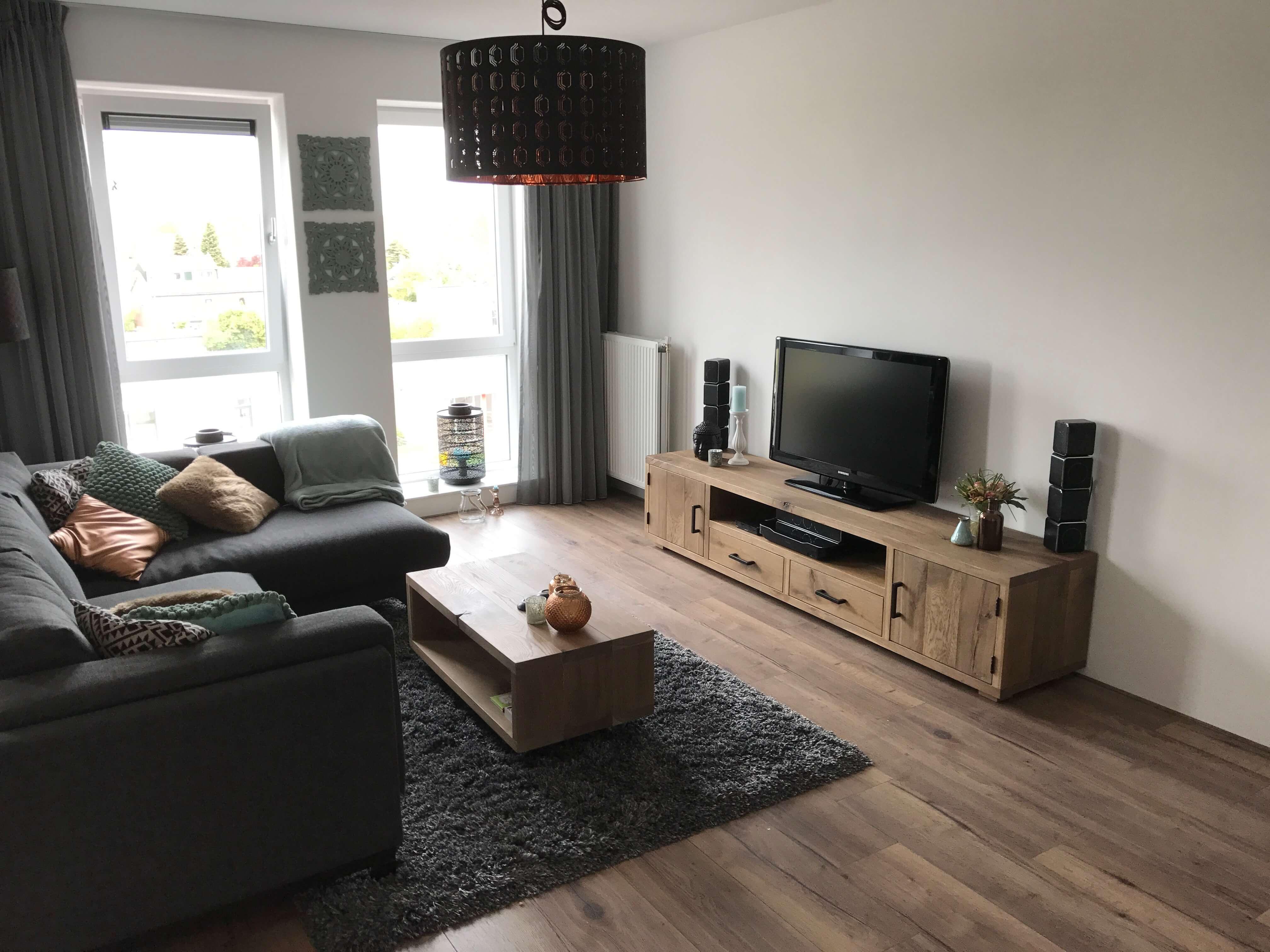 Eikenhouten meubelen